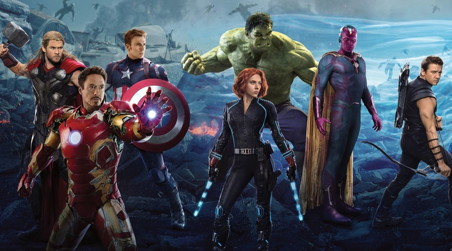 Avengers Age Of Ultron 2015 By Joss Whedon Movie Review