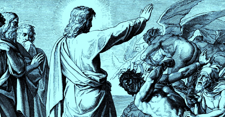 Against the Spiritual Forces of Evil' Sermon / Luke 8:26–39