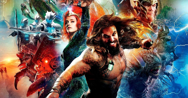Aquaman (2018) James Wan - Movie Review