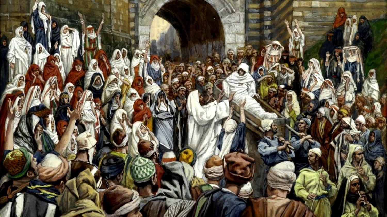 Sermon / Pr  Ted Giese / Sunday June 5th 2016 - / Luke 7:11