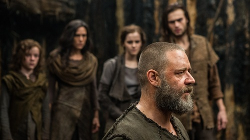 Noah 2014 Directed By Darren Aronofsky Movie Review