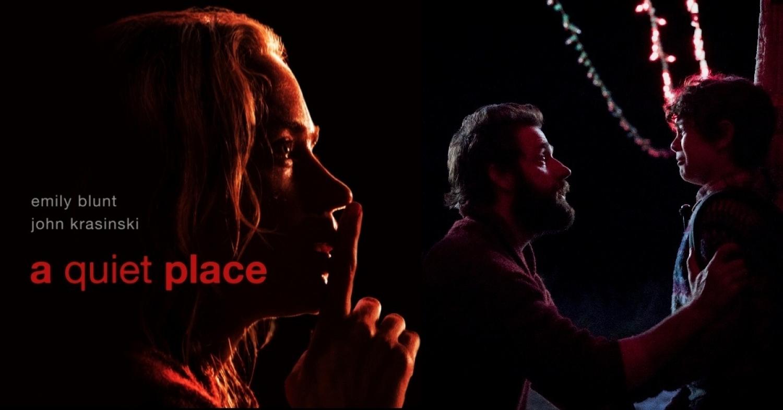A Quiet Place 2018 John Krasinski Movie Review