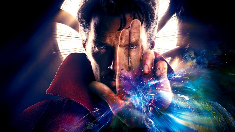 Doctor Strange 2016 Scott Derrickson Movie Review